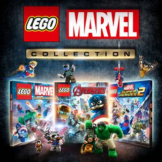 LEGO® Marvel Collection thumbnail