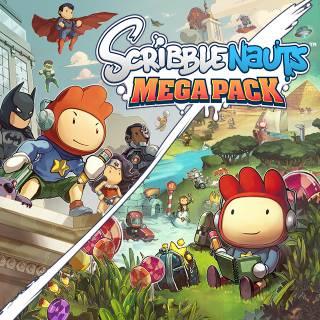 Scribblenauts Mega Pack thumbnail