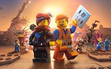 Official The LEGO® Movie 2 Videogame Announcement thumbnail