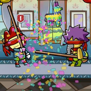 Scribblenauts Showdown thumbnail 2