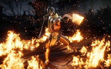 First Look at Mortal Kombat 11 thumbnail 2