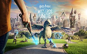 Niantic, Inc. And WB Games Announce Harry Potter: Wizards Unite thumbnail