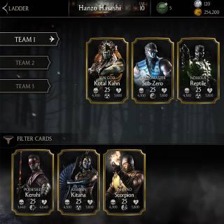 Mortal Kombat Mobile thumbnail 2