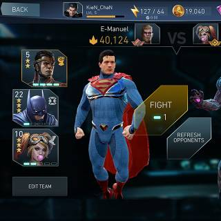 Injustice 2 Mobile thumbnail 2