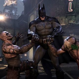 Batman: Arkham City thumbnail 2