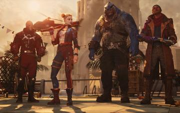 WARNER BROS. GAMES AND DC ANNOUNCE SUICIDE SQUAD: KILL THE JUSTICE LEAGUE thumbnail